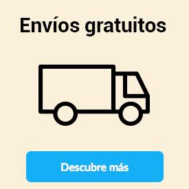 Envíos gratuitos