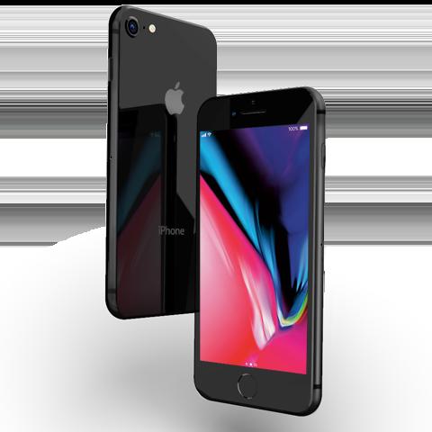 comprar un iPhone 8 en el asgoodasnew Black Friday Sale